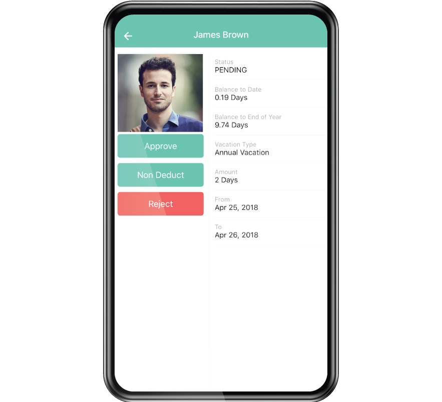 Mobile App ZenHR HR